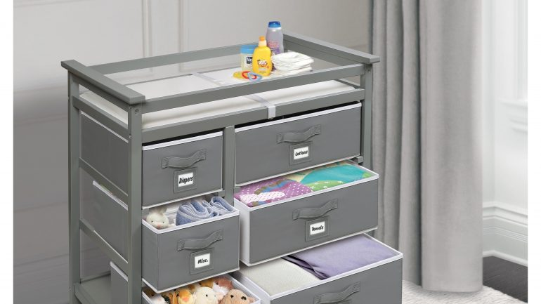 Buying a Baby Dresser and Changing Table